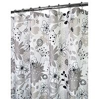 Watershed™ by Park B. Smith Bloomin' Fabric Shower Curtain