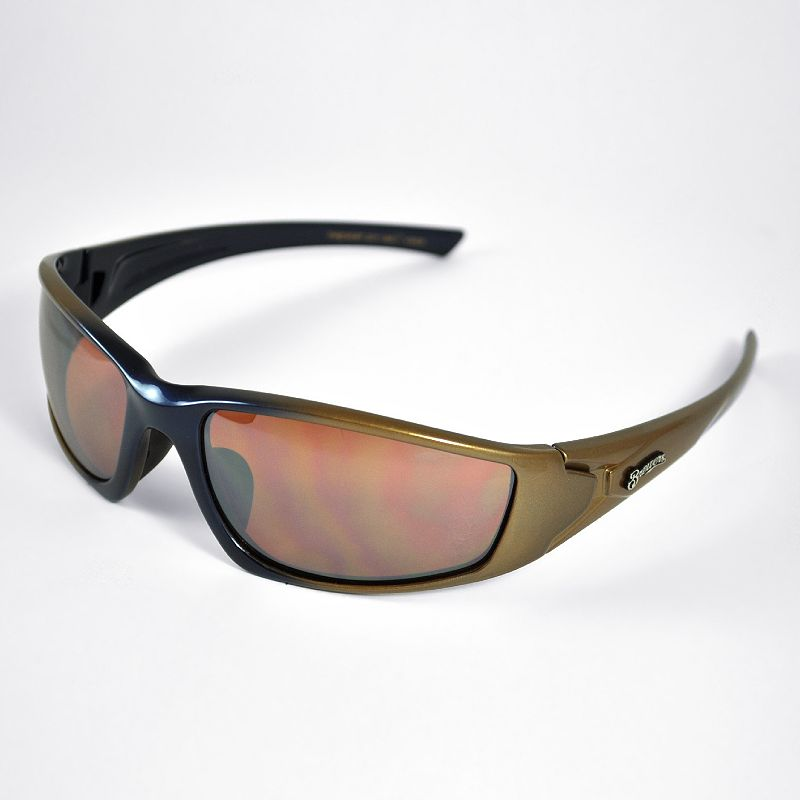 Adult Maxx HD Milwaukee Brewers Viper Sunglasses