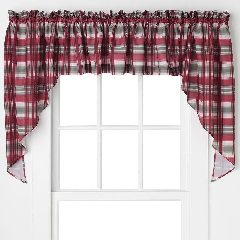 Dawson Swag Curtain Pair - 58'' x 38''