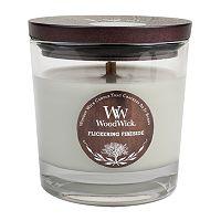 WoodWick Flickering Fireside 10 1/2-oz. Jar Candle