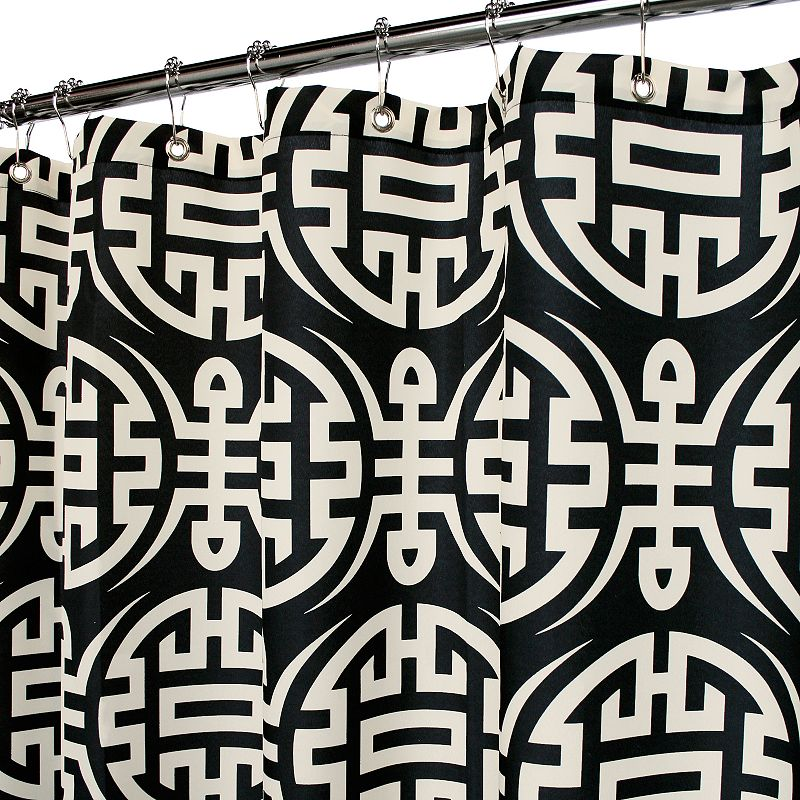Watershed Eko Fabric Shower Curtain