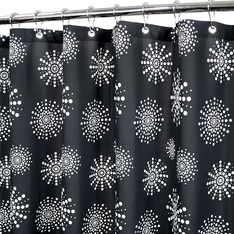 Watershed by Park B. Smith Stardust Fabric Shower Curtain