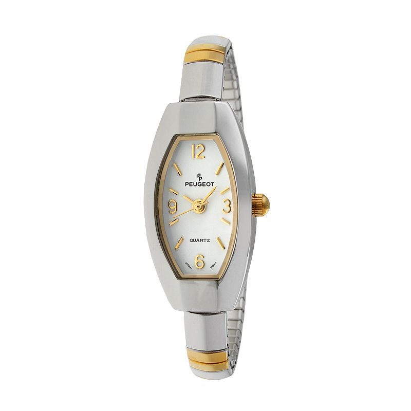 Peugeot Women's Two Tone Expansion Watch - 415TT