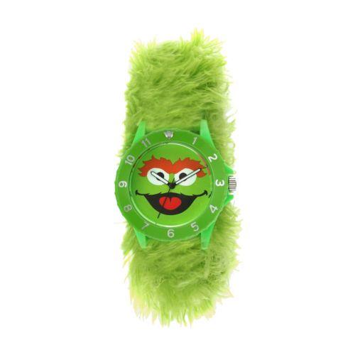 Sesame Street Furry Slap Watch - Kids