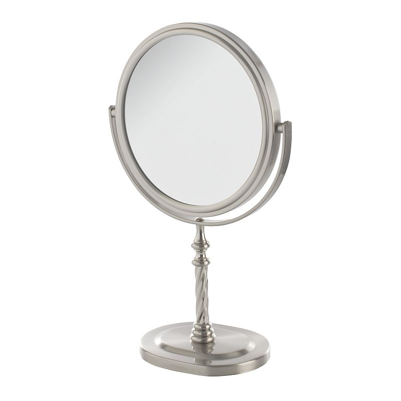 Jerdon 6-in. Twist Tabletop Mirror