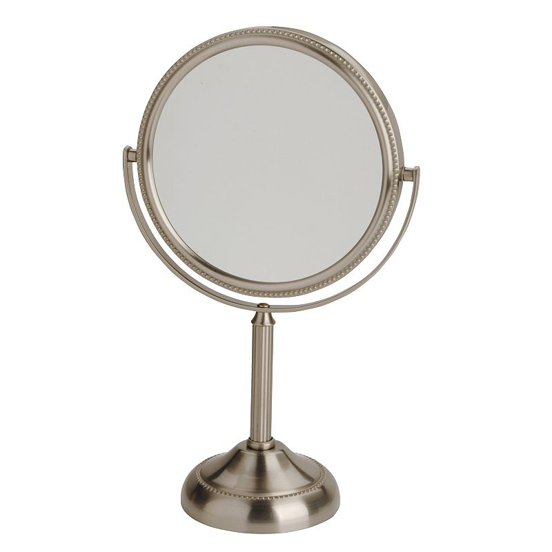 Jerdon 6-in. Classic Tabletop Mirror