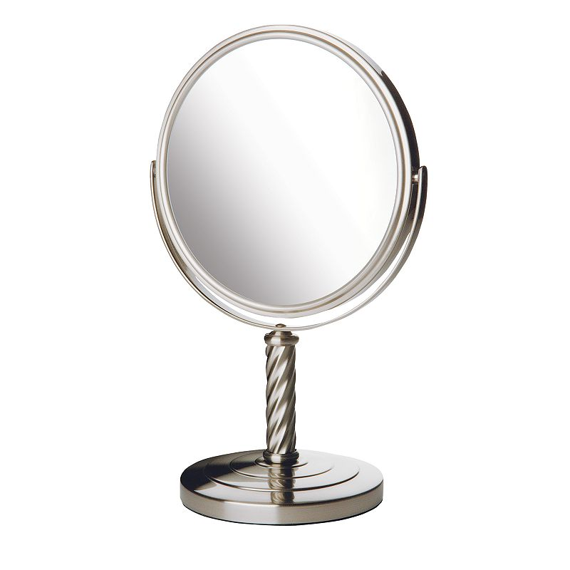 Jerdon 8-in. Tabletop Mirror