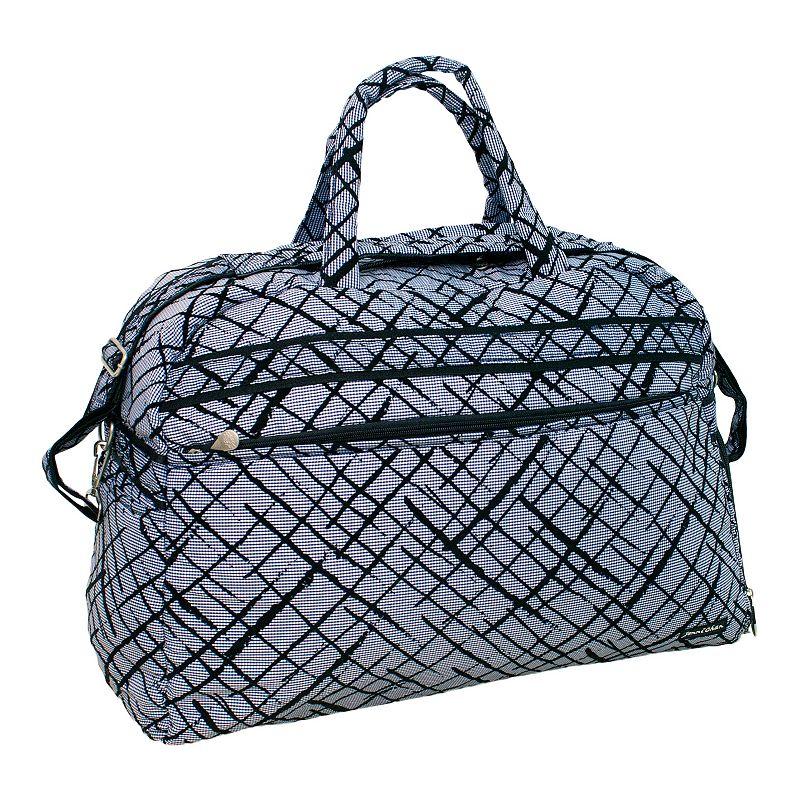 Jenni Chan Brush Strokes Soft Gym Duffel Bag