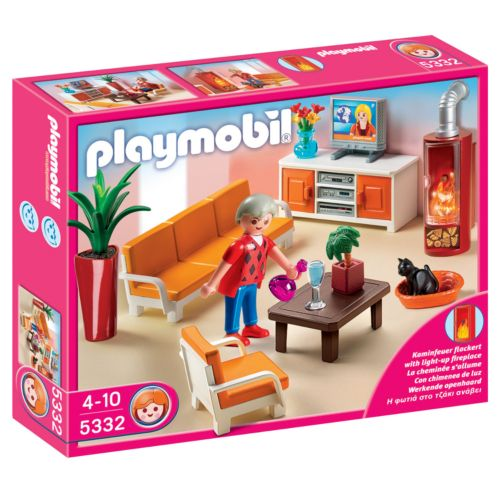 Playmobil Comfortable Living Room - 5332