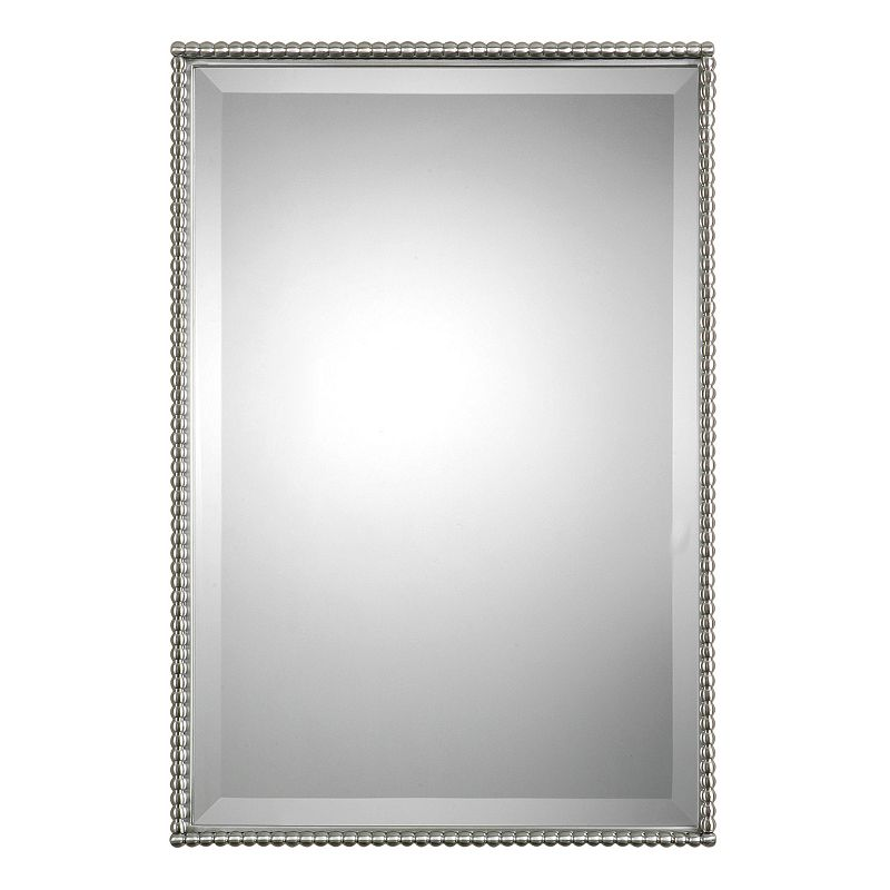 Sherise Rectangular Beveled Wall Mirror