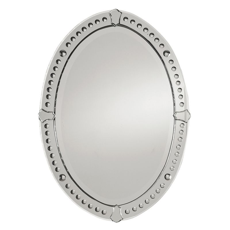 Graziano Oval Wall Mirror