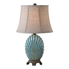 Seashell Table Lamp by