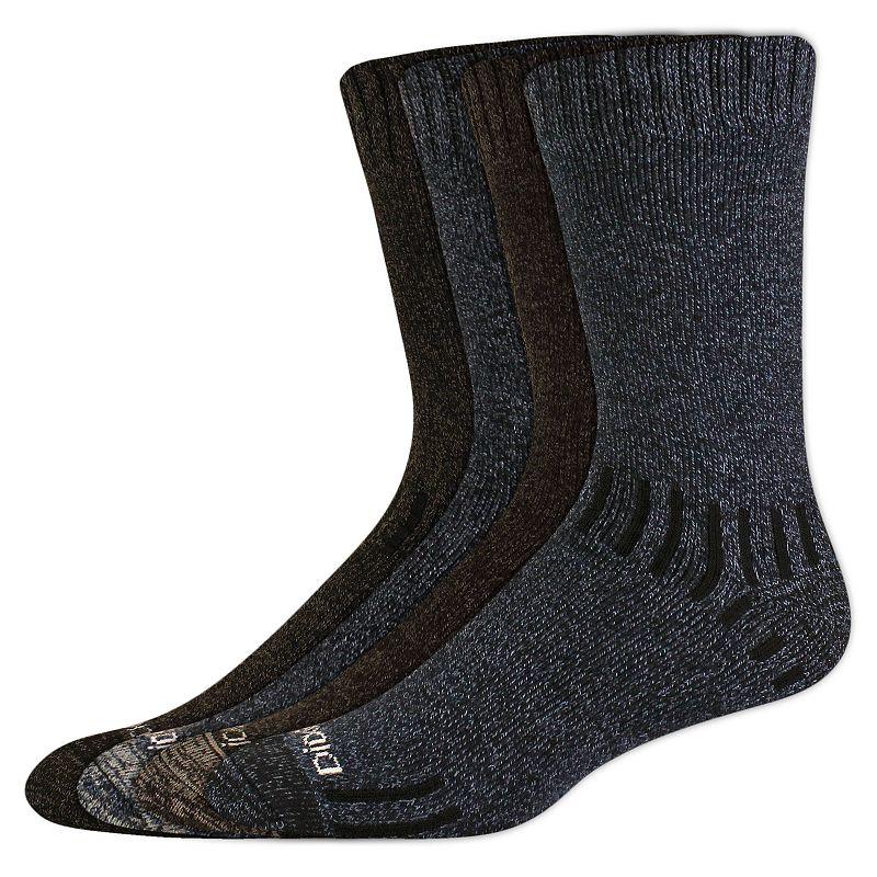 Dickies 4-pk. Performance Thermal Crew Socks