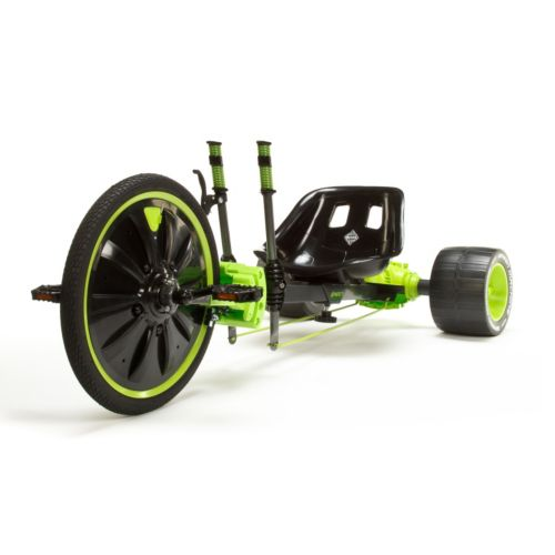 Huffy Green Machine 20-in. Boys' Thrill Rides Tri-Wheel