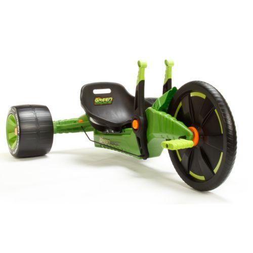 Huffy Green Machine Jr. 16-in. Boys' Thrill Rides Tri-Wheel