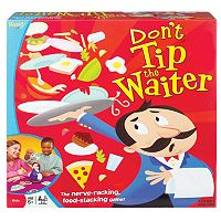 Ideal Don't Tip the Waiter Game
