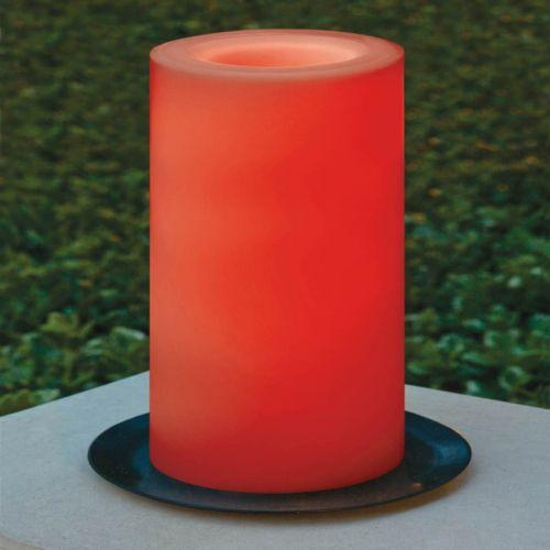 Inglow 3 x 5 Flameless LED Pillar Candle