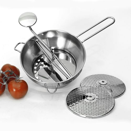 Granite Ware Deluxe 2-qt. Stainless Steel Food Mill