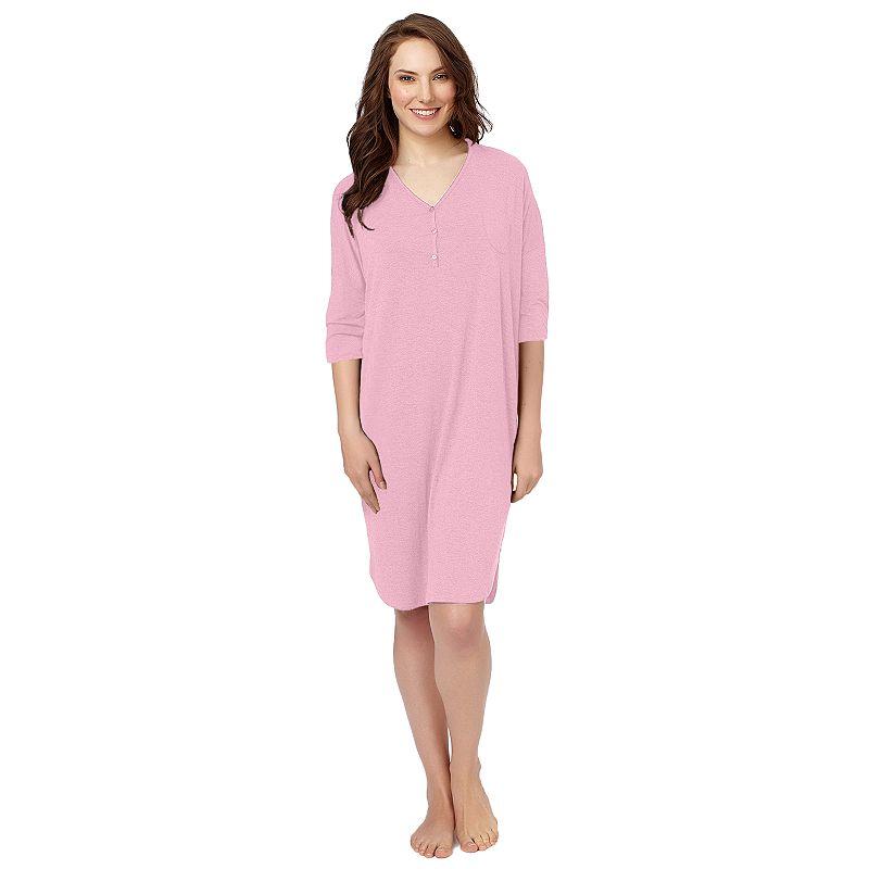 Cuddl By Cuddl Duds Pajamas Sleep Shirt Women 39 S Size