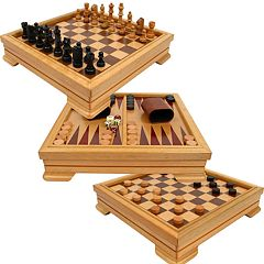 Deluxe 7-in-1 Game Set by