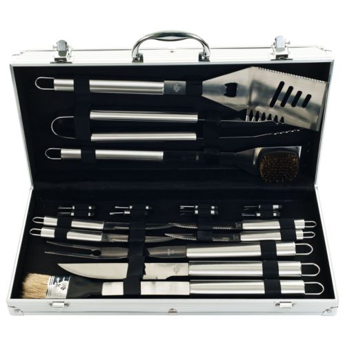 19-pc. Heavy Duty Barbecue Set