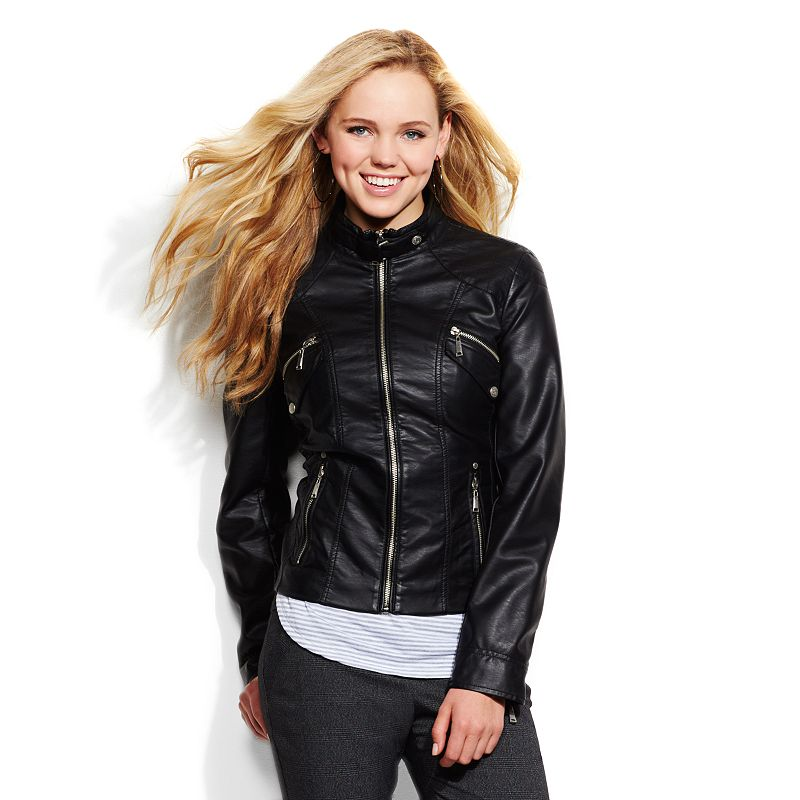 Leather Jacket For Juniors