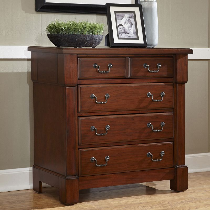 Aspen 4-Drawer Chest