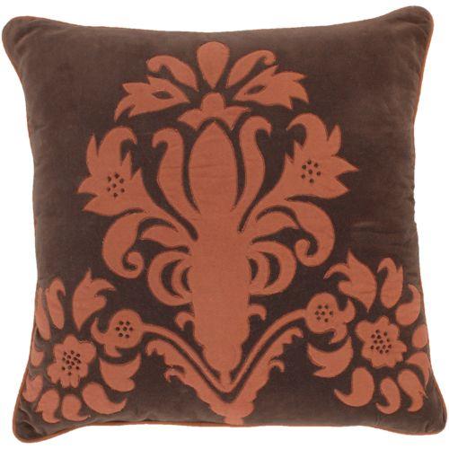 Decor 140 Baneberry Brown Decorative Pillow