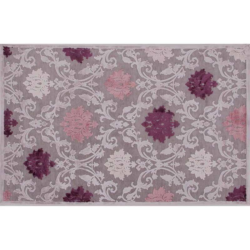 Jaipur Fables Glamorous Scroll Rug - 5' x 7'6''