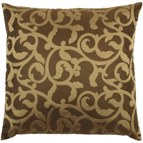 Decor 140 Centerville Jacquard Decorative Pillow - 18'' x 18''