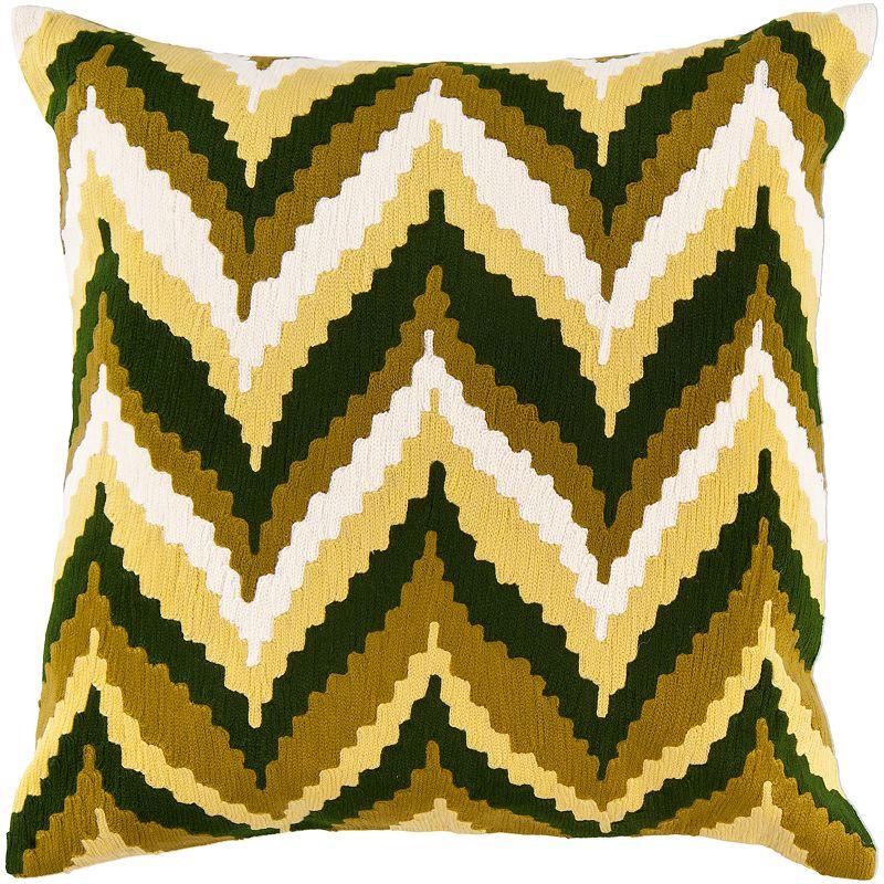 Decor 140 Chur Ikat Decorative Pillow - 22'' x 22''