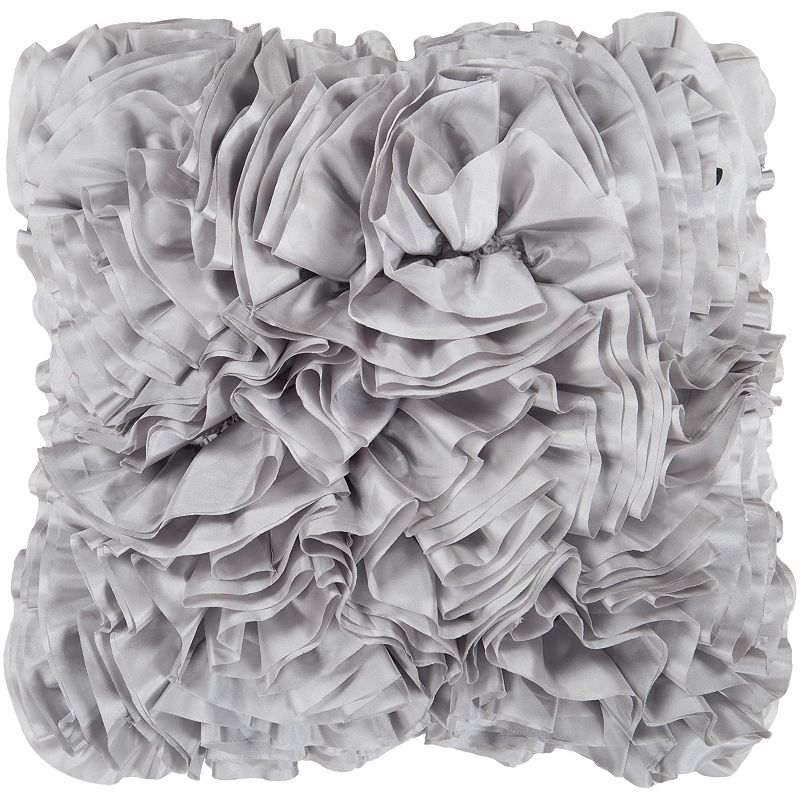 Decor 140 Ebikon Ruffle Decorative Pillow - 22