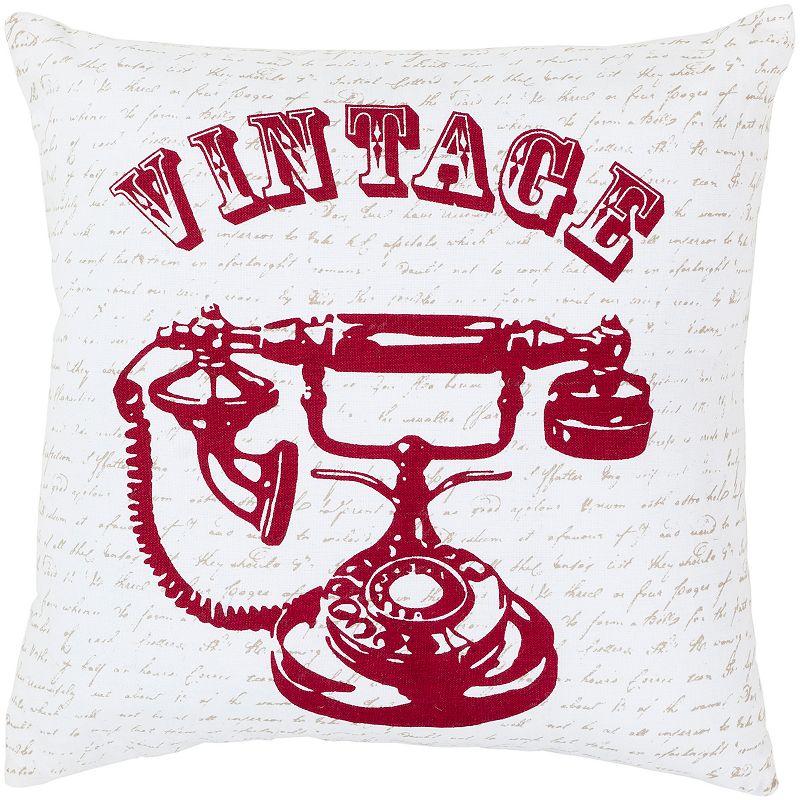Decor 140 Effretikon Decorative Pillow - 18'' x 18''