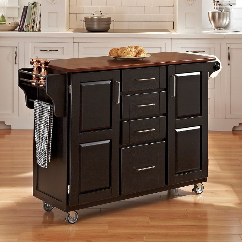 kitchen carts on wheels with drawers search