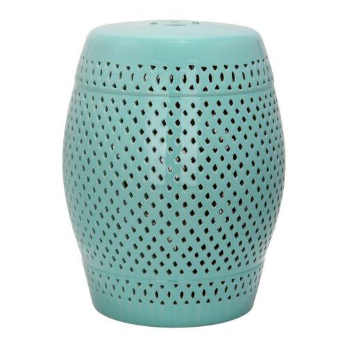 Safavieh Diamond Ceramic Garden Stool