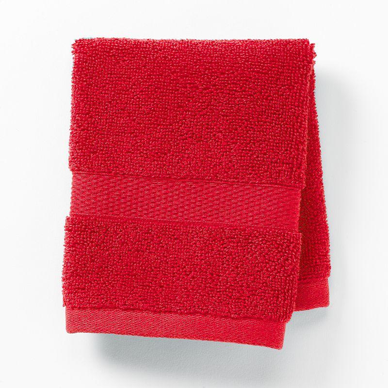 Apt. 9® Solid 3-Ply Washcloth