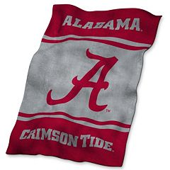 Alabama Crimson Tide UltraSoft Blanket by