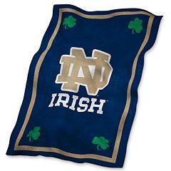 Notre Dame Fighting Irish UltraSoft Blanket