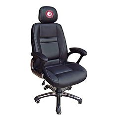 Alabama Crimson Tide Head Coach Leather Office Chair by