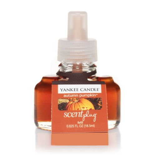 Yankee Candle simply home Autumn Pumpkin Scent-Plug Electric Home Fragrancer Refill