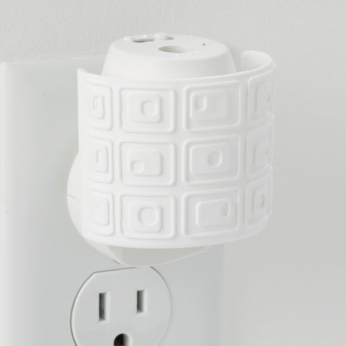 Yankee Candle simply home Geometric Scent-Plug Electric Home Fragrancer