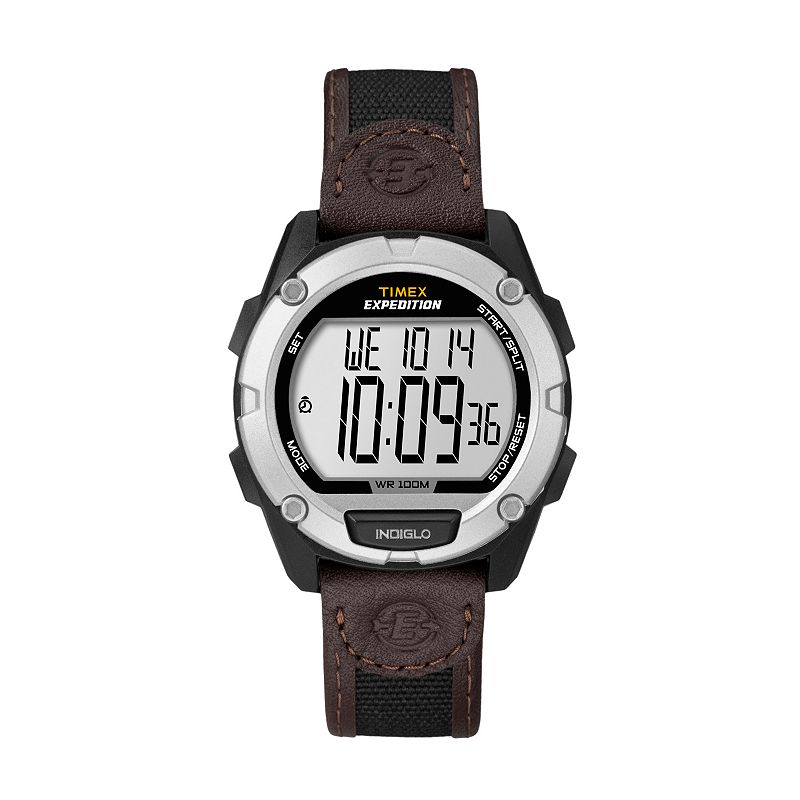 Timex Men's Expedition Full Core Digital Chronograph Watch - T49948