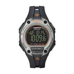 Timex Men's Ironman 30-Lap Digital Chronograph Watch T5K758