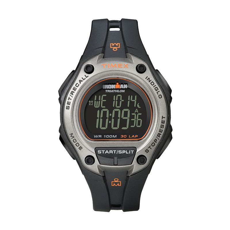 Timex Men's Ironman 30-Lap Digital Chronograph Watch - T5K758