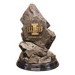 Illinois Fighting Illini Tim Wolfe Sculpture