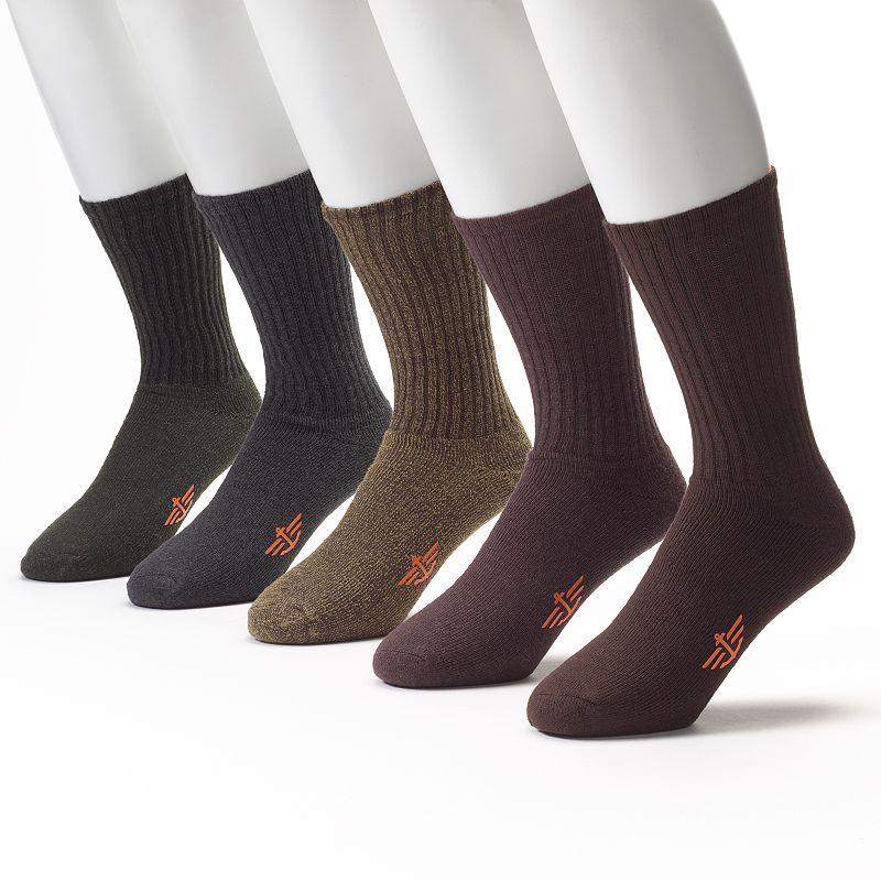 Men's Dockers® 5-pk. Sport Crew Socks