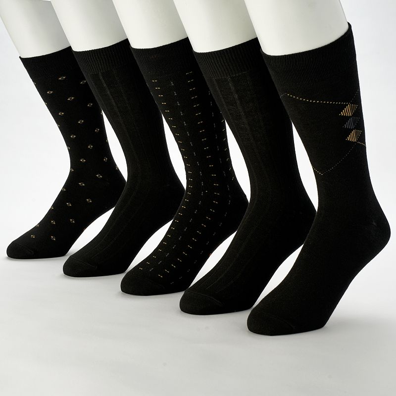 Men's Dockers® 5-pk. Dress Socks