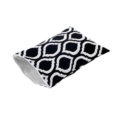 Itzy Ritzy Travel Happens Sealed Wet Bag - Moroccan Nights