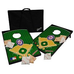Washington Nationals Tailgate Toss Beanbag Game by