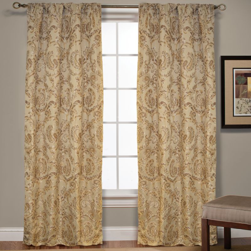 Mint Green Curtain Panels Bali Window Treatments